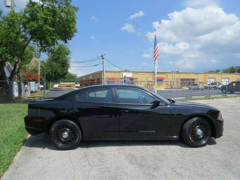 2014 Dodge Charger AWD Police 4dr Sedan - Largo FL