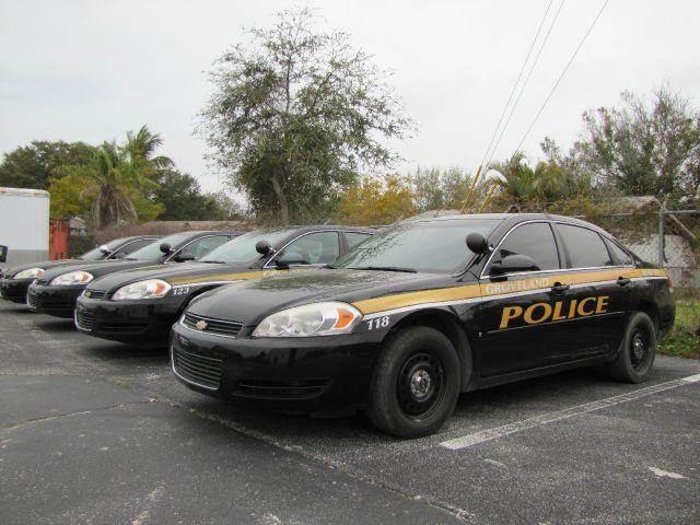 2008 Chevrolet Impala Police - Largo FL