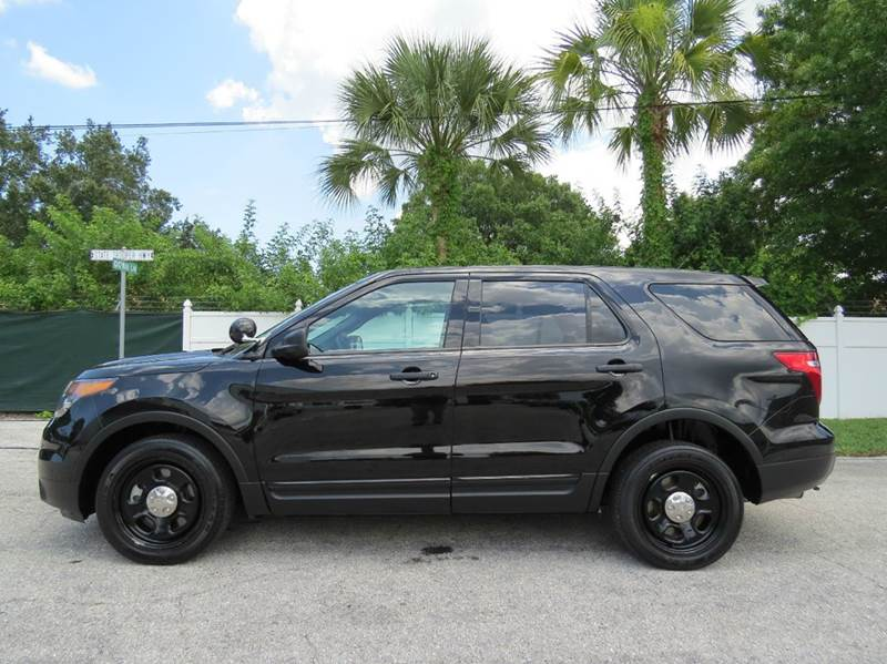 Ford Explorer 2014 Police Package.html | Autos Post