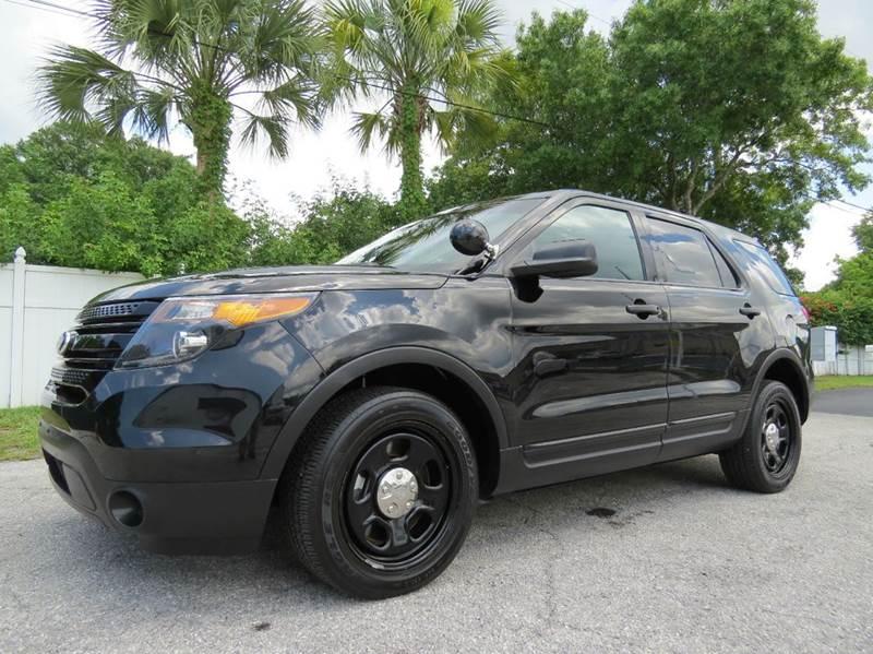 Caprice Police Car For Sale