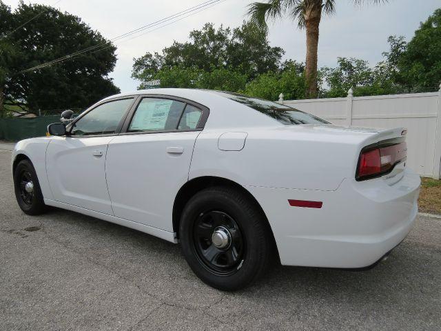 Dodge Charger Police Pursuit Parts Equipment