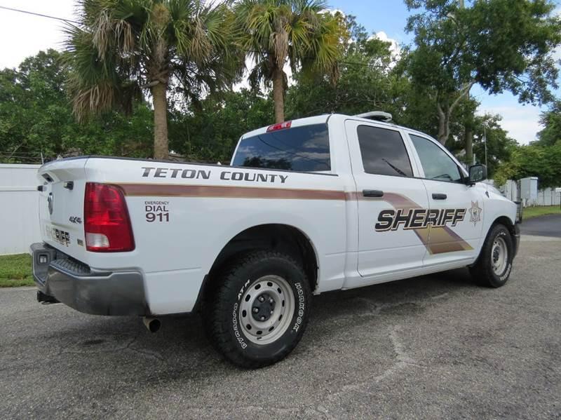 2011 Dodge Ram Pickup 1500 Police - Largo FL