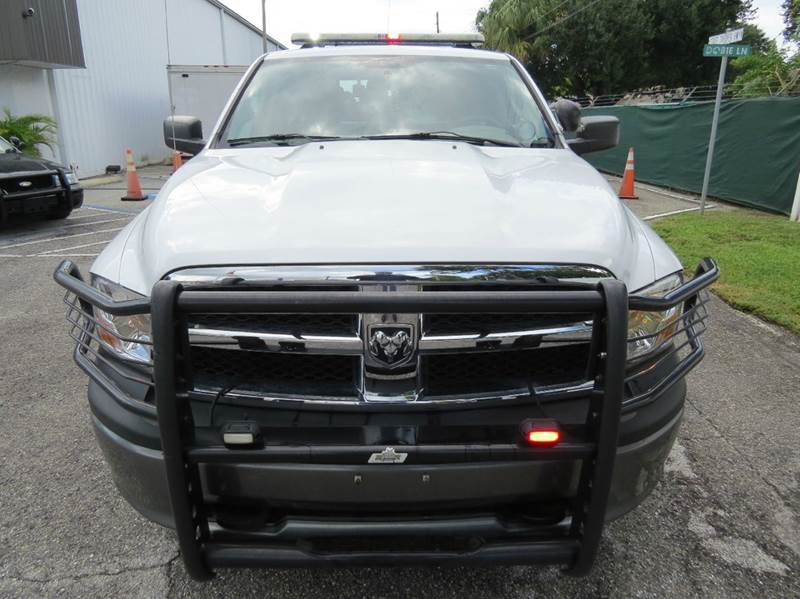 2011 Dodge Ram Pickup 1500 Police - Largo FL