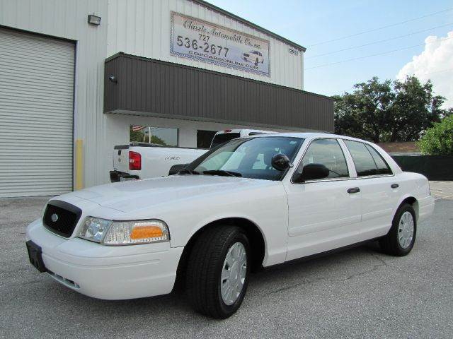 2008 ford crown victoria police interceptor 4dr sedan 3. Black Bedroom Furniture Sets. Home Design Ideas