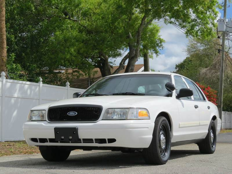 Crown Vic Cop Cars For Sale