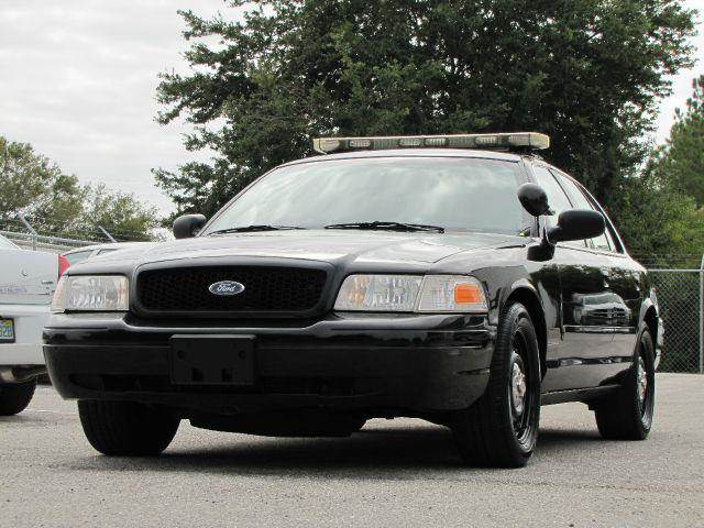 2008 ford crown victoria police interceptor in largo fl. Black Bedroom Furniture Sets. Home Design Ideas