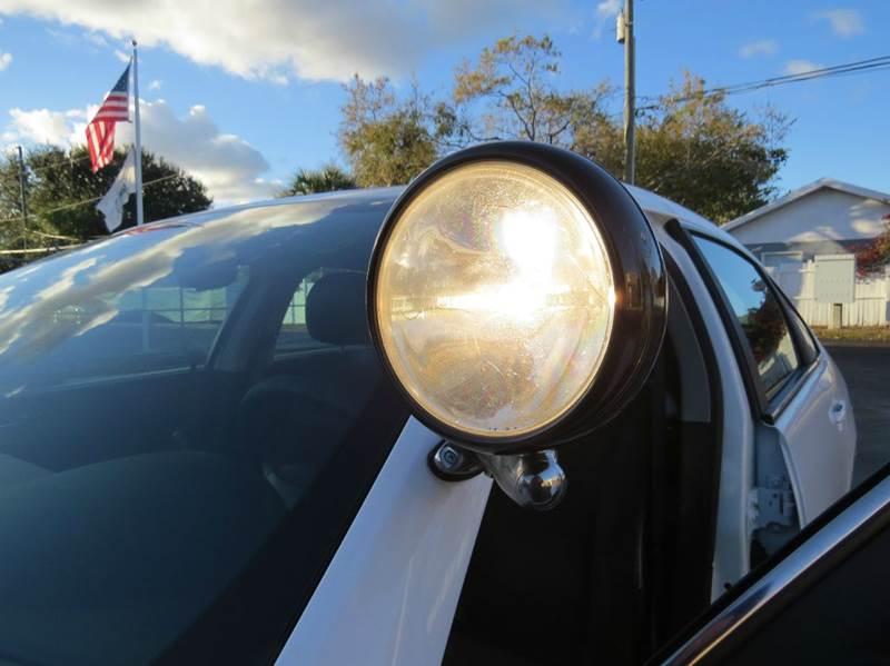 2012 Chevrolet Impala Police 4dr Sedan w/3FL - Largo FL