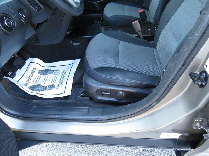2013 Ford Taurus Police Interceptor AWD 4dr Sedan - Largo FL