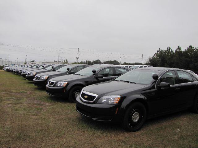 2013 New Police Interceptor Cars and trucks.