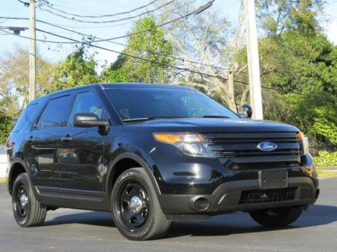2013 Ford Explorer & Used Cars Largo Used Pickup Trucks Clearwater Largo Classic ... markmcfarlin.com