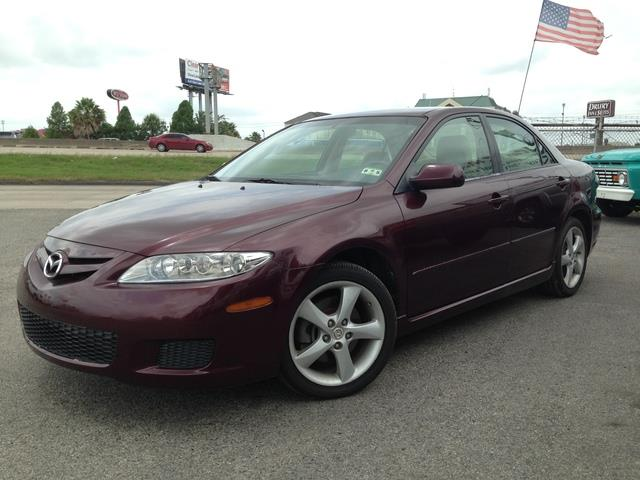 2008 mazda mazda6 for sale in houston tx. Black Bedroom Furniture Sets. Home Design Ideas
