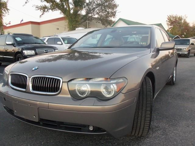2004 Bmw 7 Series For Sale In Houston Tx