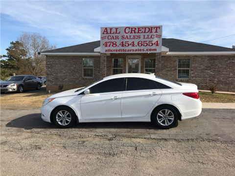 Hyundai Used Cars For Sale Milledgeville All Credit Car Sales