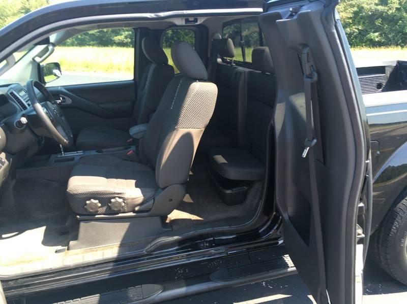 2012 Nissan Frontier SV V6 4x2 4dr King Cab Pickup 5A In Parsons TN ...