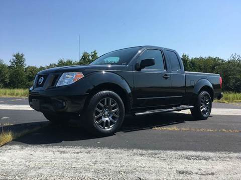 2012 Nissan Frontier for sale in Parsons, TN