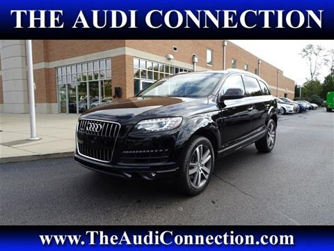 2015 Audi Q7 for sale in Cincinnati, OH
