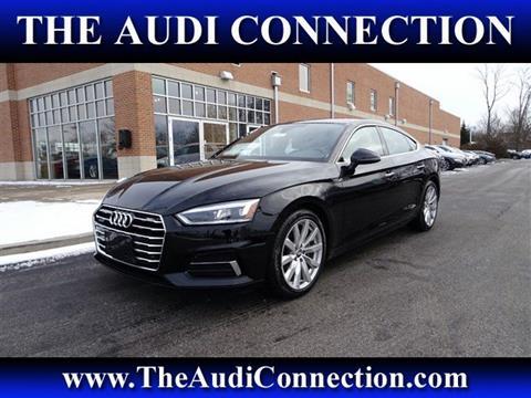 Audi A Sportback For Sale In Ohio Carsforsalecom - Audi connection