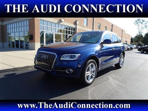 2015 Audi Q5 for sale in Cincinnati, OH