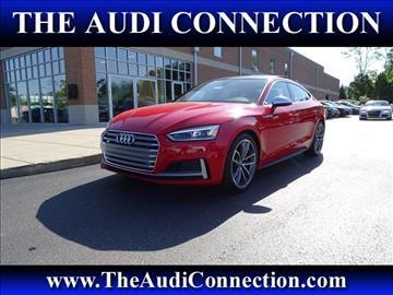 2018 Audi S5 Sportback for sale in Cincinnati, OH