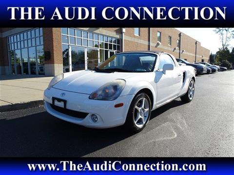 2005 Toyota MR2 Spyder for sale in Cincinnati, OH