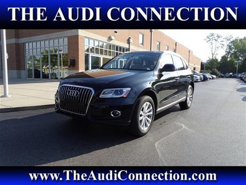 2015 Audi Q5 for sale in Cincinnati, OH