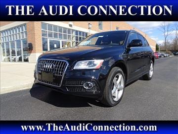 2017 Audi Q5 for sale in Cincinnati, OH