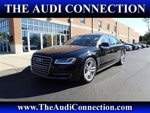 2015 Audi A8 L for sale in Cincinnati, OH