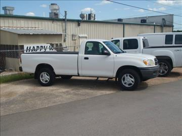 2001 Toyota Tundra for sale in Liberty Hill, TX