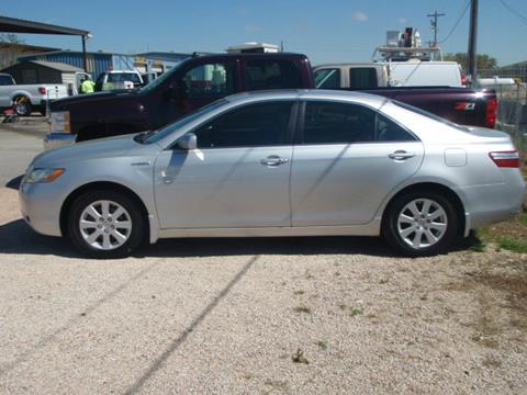 2007 Toyota Camry Hybrid for sale in Liberty Hill, TX