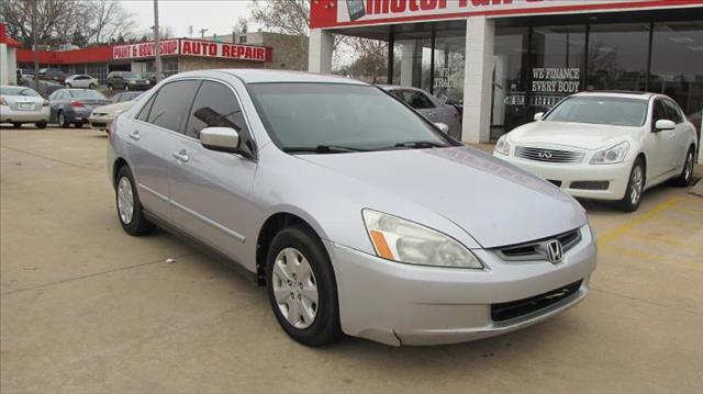 2004 Honda Accord for sale in OKLAHOMA CITY OK