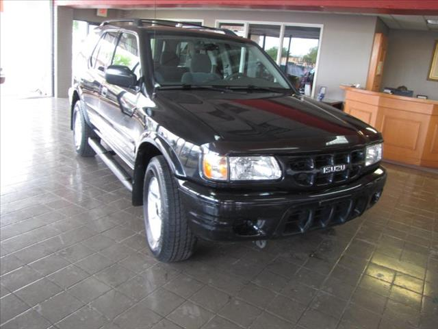 2002 Isuzu Rodeo for sale in OKLAHOMA CITY OK