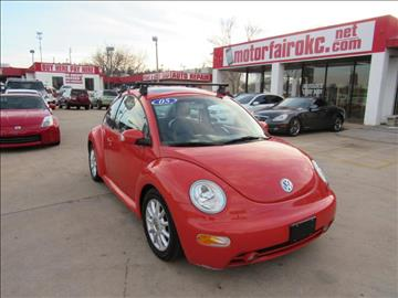 2005 Volkswagen New Beetle for sale in Oklahoma City, OK