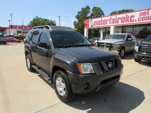 2008 Nissan Xterra for sale in Oklahoma City, OK