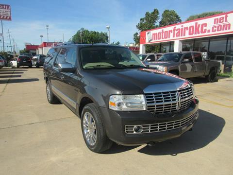 2007 Lincoln Navigator L for sale in Oklahoma City, OK