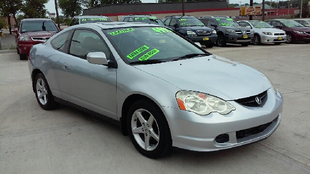 2002 Acura Rsx 2dr Hatchback w/Leather In Milwaukee WI - GS AUTO SALES INC