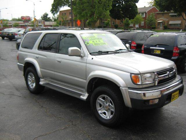 2001 toyota 4runner sr5 4wd 4dr suv in milwaukee wi gs. Black Bedroom Furniture Sets. Home Design Ideas