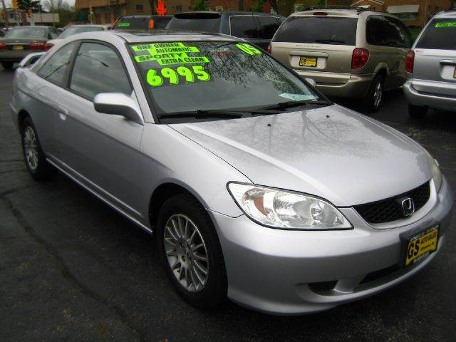 2005 honda civic ex special edition 2dr coupe in milwaukee. Black Bedroom Furniture Sets. Home Design Ideas
