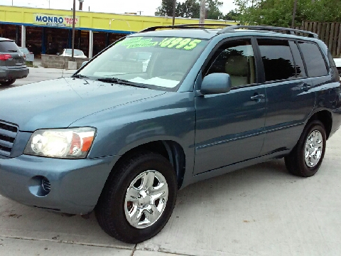 2004 Toyota Highlander for sale in Milwaukee, WI