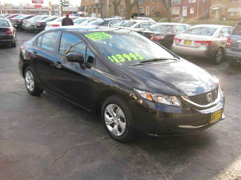 2014 Honda Civic for sale in Milwaukee, WI