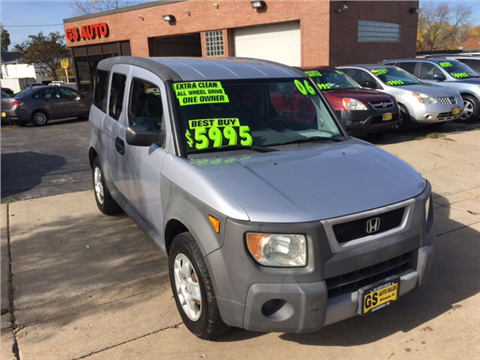 2005 Honda Element for sale in Milwaukee, WI