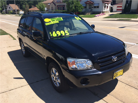 2006 Toyota Highlander for sale in Milwaukee, WI