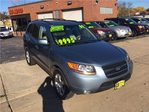 2009 Hyundai Santa Fe for sale in Milwaukee, WI