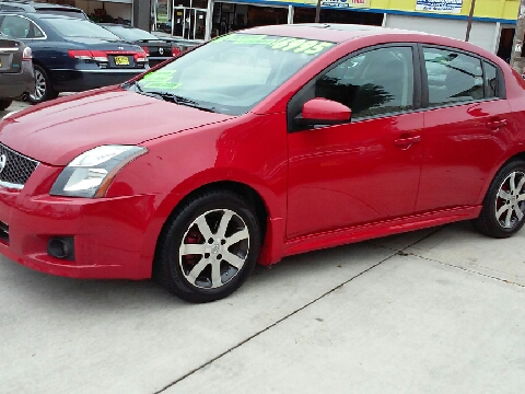 2012 Nissan Sentra for sale in Milwaukee, WI