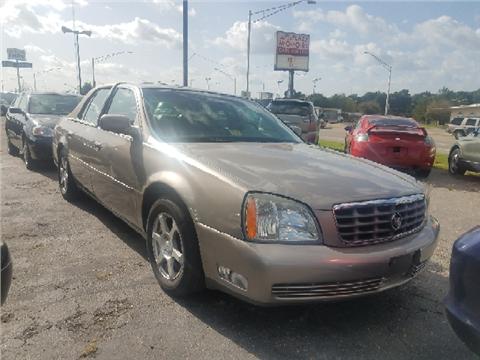 2003 Cadillac DeVille for sale in Richmond, VA