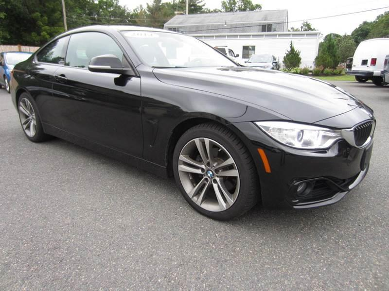 2014 Bmw 4 Series AWD 428i xDrive 2dr Coupe In Peabody MA  Auto