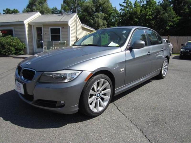 2011 Bmw 3 Series AWD 328i xDrive 4dr Sedan SULEV In Peabody MA