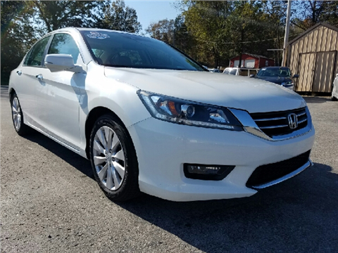 Used 2014 honda accord for sale kentucky for Honda accord 2014 for sale