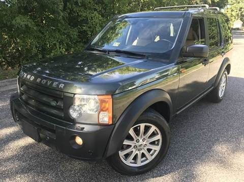 2007 Land Rover LR3 for sale in Virginia Beach, VA
