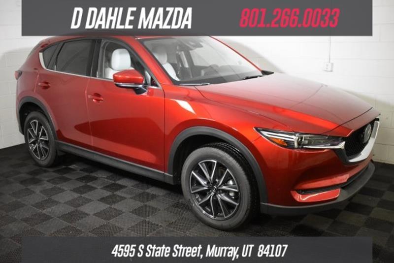 2018 Mazda Cx-5 AWD Grand Touring 4dr SUV In SALT LAKE CITY UT - D
