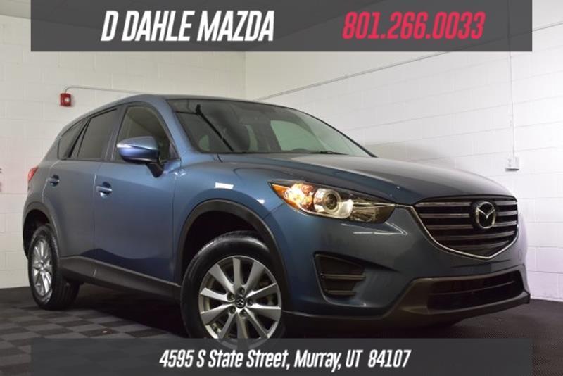 2016 Mazda CX 5 For Sale In Salt Lake City, UT